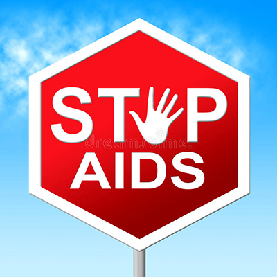 HIV-AIDS stop